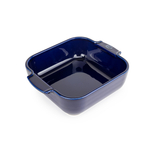 Peugeot Appolia Blue Ceramic 1.2 Quart Square Baking Dish