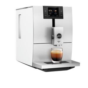 Jura ENA 8 Nordic White Automatic Coffee Machine