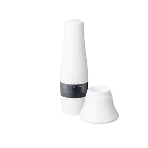 Kyocera White Ceramic Electric Salt & Pepper Mill