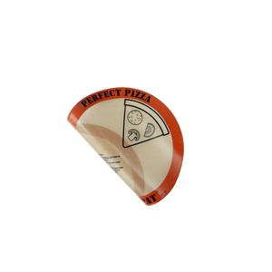 Silpat Orange Fiberglass Mesh Non-Stick 8 Inch Round Baking Mat