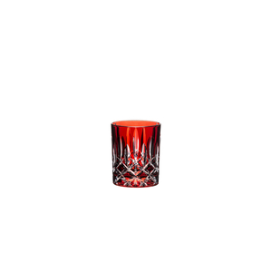 Riedel Laudon Red Crystal 10.4 Ounce Tumbler