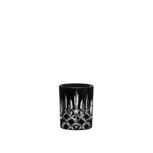 Riedel Laudon Black Crystal 10.4 Ounce Tumbler