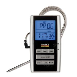 Maverick Roast Alert Digital Probe Thermometer and Timer