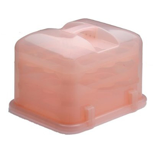 Cupcake Courier Caddy in Petal Pink, Holds 36