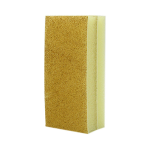 Goodbye Detergent Kitchen Scrub Pad for Anodized Aluminum, Set of 2