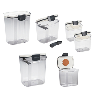 Progressive ProKeeper 6 Piece Baker's Storage Set