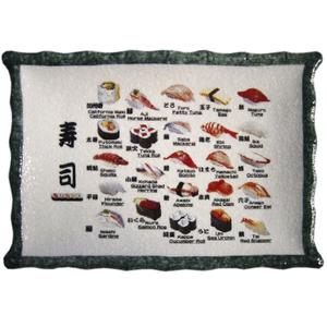 Sushi Sashimi Galore Pictured Dish