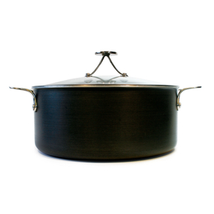 Tyler Florence Steel Clad Dutch Oven with Lid 6 Quart