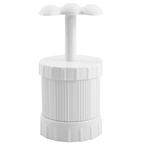 World Cuisine Cheese and Food Mill White