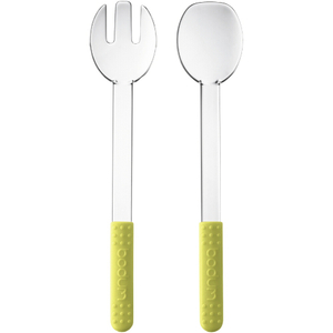 Bodum Bistro Green Salad Server Set, 2 Piece