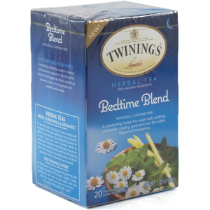 Twinings Herbal Nightly Calm Bagged Tea, 20 Count