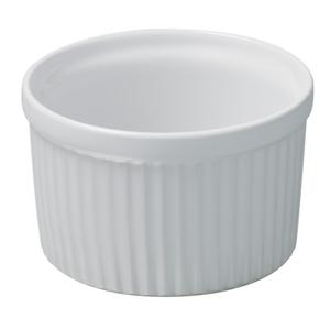 Revol French Classique White Porcelain 10.5 Ounce Ramekin
