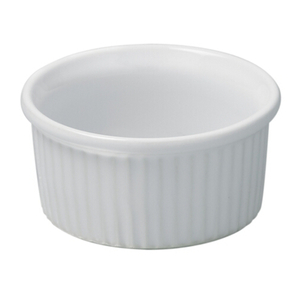 Revol French Classique White Porcelain 2.75 Ounce Ramekin