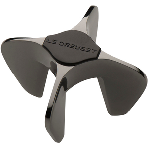 Le Creuset Black Nickel Champagne Star Bottle Opener