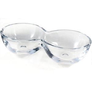 Grant Howard 2 in 1 Glass Dipping Dish