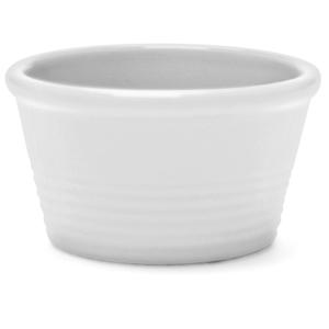 Chantal Glossy White 1 Cup Stackable Ramekin
