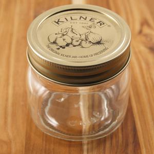 Kilner Glass Preserve Jar, 9 Ounce