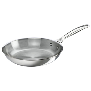 Le Creuset Tri-Ply Stainless Steel Fry Pan, 8 Inch