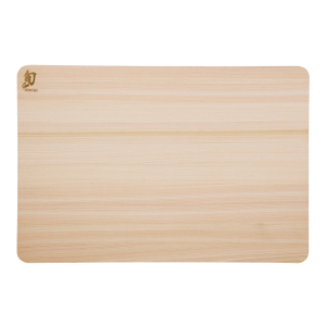 Shun Hinoki Wood Large 17.75 x 11.75 Inch Cutting Board