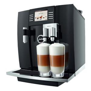 Jura Giga 5 Piano Black Automatic Combination Espresso Center