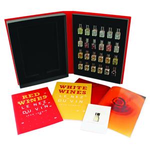 True Fabrications Duo Red and White Wine Aroma Training Kit