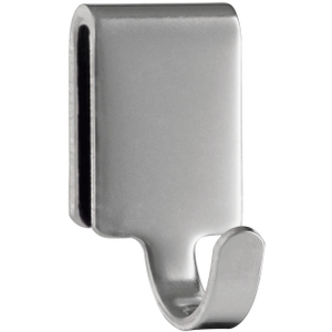 Rosle 18/10 Stainless Steel Single Hook, Set of 2