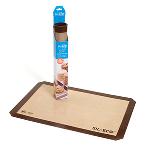 Sil-Eco US Half Sheet Size 11.6 x 16.5 Inch Baking Liner