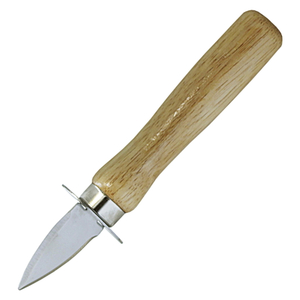 Scandicrafts Stainless Steel 6.5 Inch Oyster Knife