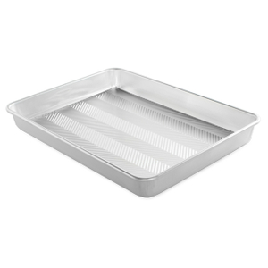 Nordic Ware Natural Prism 13 x 18 Inch High Sided Cake Pan