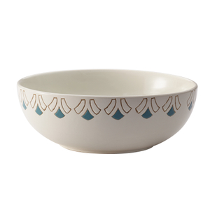 Rachael Ray Stoneware 10 Inch Round Serving Bowl
