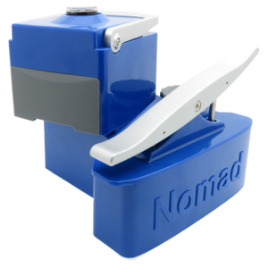 Nomad Cobalt Blue Portable Espresso Machine