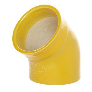 Emile Henry Leaves Ceramic 11.2 Ounce Gourmet Salt Pig