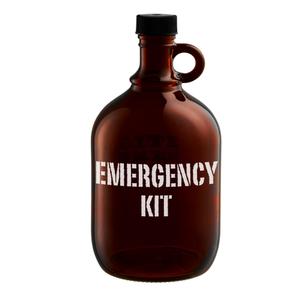 "Artland Barkeep 64 Ounce ""Emergency Kit"" Beer Growler"