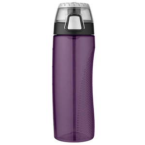 Thermos Deep Purple 24 Ounce Hydration Bottle with Meter