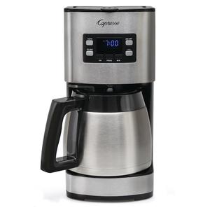 Capresso ST300 Stainless Steel Coffee Maker