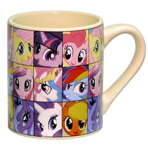 My Little Pony Ceramic 14 Ounce Coffee Mug