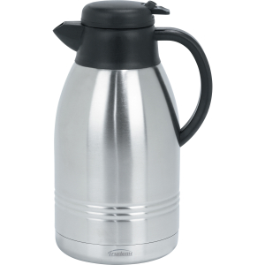 Trudeau Lyra Stainless Steel 68 Ounce Vacuum Carafe