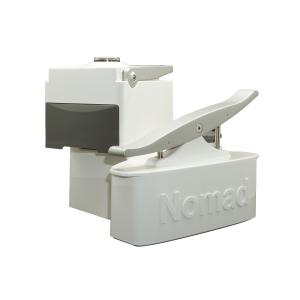 Nomad Silk White Portable Espresso Machine
