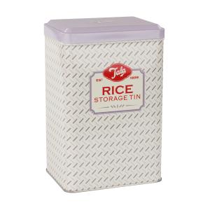 Tala Originals Lilac Rice Storage Tin