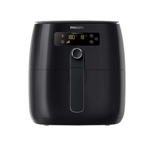 Philips Avance TurboStar Black 28 Ounce Digital Air Fryer