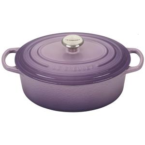 Le Creuset Signature Provence Enameled Cast Iron 2.75 Quart Oval Dutch Oven
