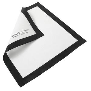 World Cuisine Fiberlux Silicone Non-Stick Square Baking Mat