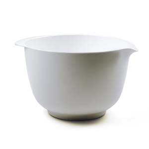 RSVP White Melamine 2 Quart Mixing Bowl