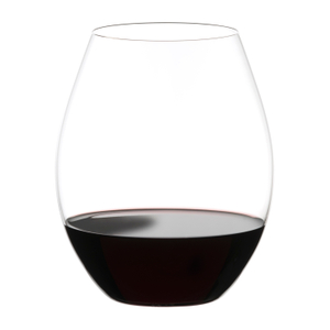 Riedel The Big O Crystal Syrah Stemless Wine Tumbler, Set of 4