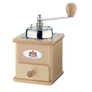 Zassenhaus Natural Beechwood Brasilia Coffee Mill