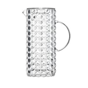 Guzzini Tiffany Transparent 1.8 Quart Pitcher