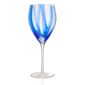 Artland Waterfall Glass 16 Ounce Goblet