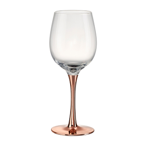 Artland Coppertino Copper Stemmed 14 Ounce Wine Glass