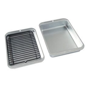 Nordic Ware Aluminum 3 Piece Grill and Bake Set
