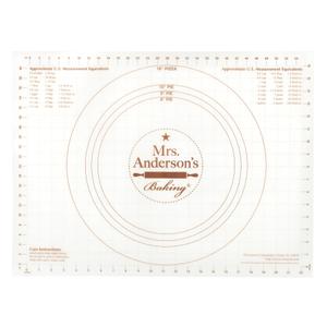 Mrs. Anderson's Baking Non-Slip Custom Pastry Rolling Mat